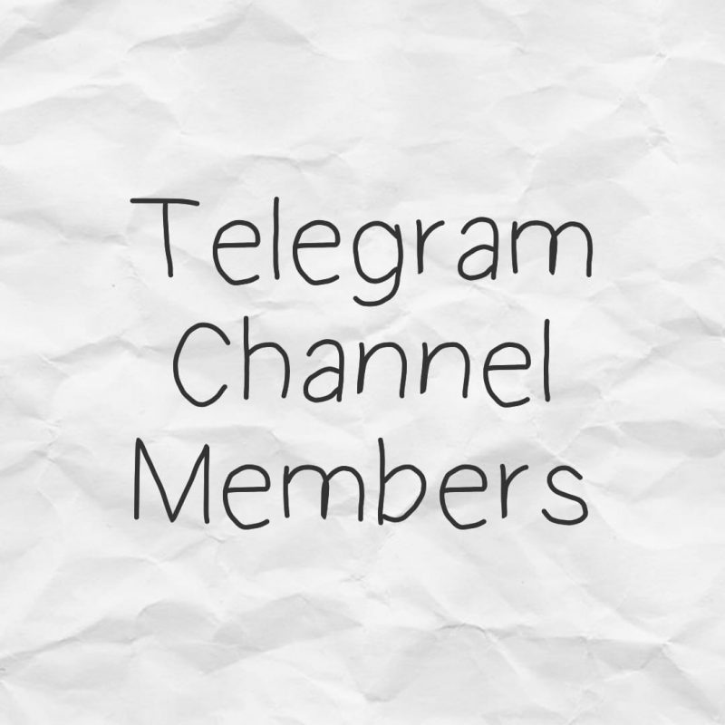 Rating: telegram channel members buy