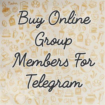 Buy Telegram Members - No 1 Telegram Promotion Company - 24/7 Chat